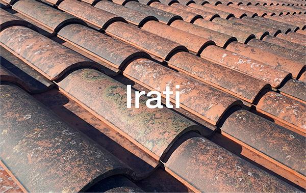 Irati / Entrepins